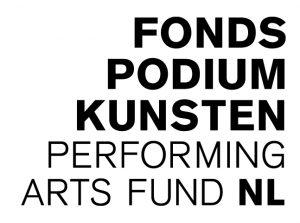 Logo Fonds podium kunsten