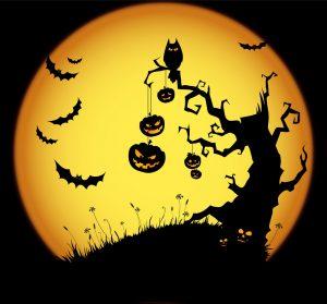 halloween het Spookje