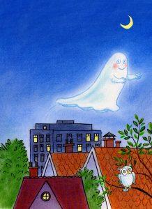 Het Spookje Koekla