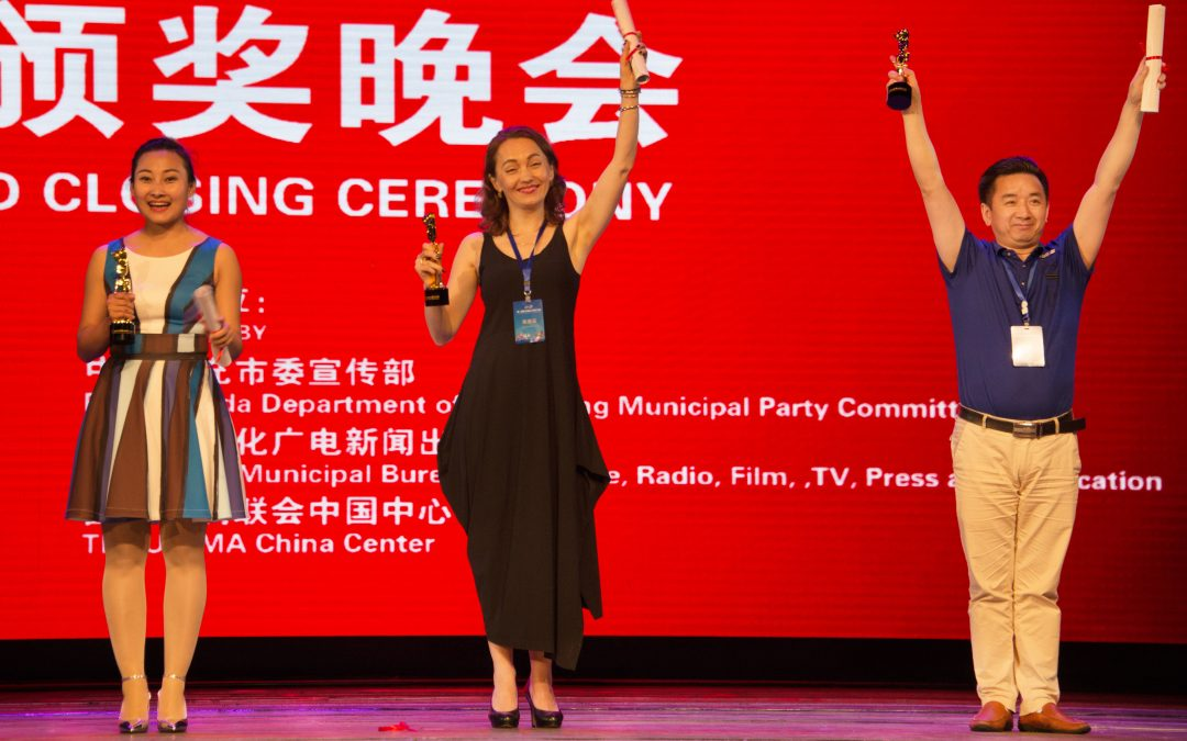 Molletje wint 2 awards in China