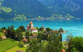 Tournee in Zwitserland