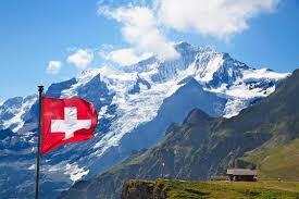 Koekla in zwitserland