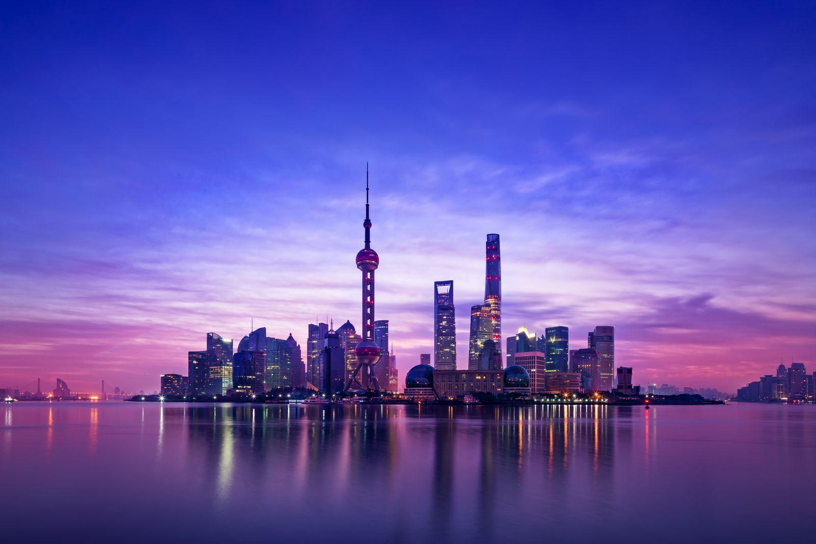 Koekla in Shanghai