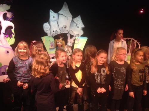 De Kikkerprinses in PiusX in Volendam was heel leuk!