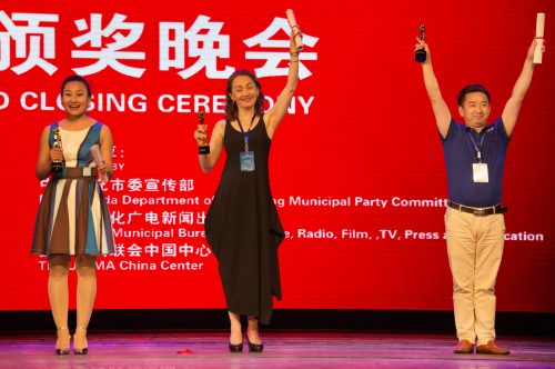 Koekla wint 2 awards in China